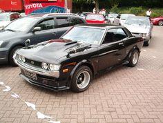 1977 Toyota Celica   1977 Toyota Celica GT coupe, 1977 Celica