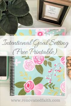 Make goals on purpose and work through your fear. God wants us to be intentional with our joy!