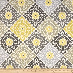 home decor print fabric williamsburg charlotte walnut
