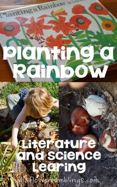 Planting a Rainbow: Literature and Science Learning