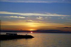 Sunset in Door County