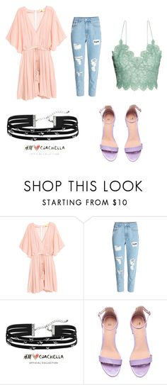 """""""Untitled #282"""" by alexandriamcbride on Polyvore featuring H&M"""