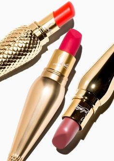 Beauty News: Christian Louboutin Is Launching Lipstick