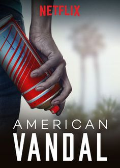 American Vandal (2017) - A high school is rocked by an act of vandalism, but the top suspect pleads innocence and finds an ally in a filmmaker. A satirical true crime mystery.