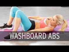 The 7 Best Ab Exercises - YouTube -OMG - this is really working..you feel how your abs are working! :)