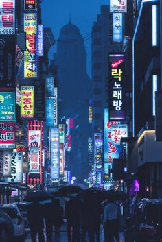 buildings with pathway surround by people photo – Free Seoul Image on Unsplash Cyberpunk Aesthetic, Cyberpunk City, Futuristic City, Aesthetic Korea, Night Aesthetic, City Aesthetic, Aesthetic Backgrounds, Aesthetic Iphone Wallpaper, Aesthetic Wallpapers
