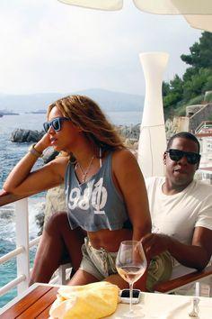 Beyonce & Jay-Z  - power couple inspiration