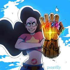 WTFFFFFF!! who ever made this is an AMAZING artist, but Stevonnie would never!!!!!!