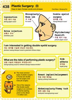 438 Plastic Surgery (I)