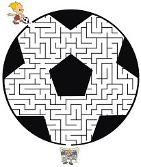 Soccer Ball Coloring Page Coloring Pages Pinterest Soccer ball