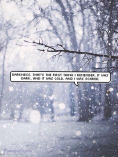 Jack Frost quote