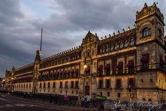 #LugaresIncreíblesEnMéxico - Conoce los murales de el Palacio Nacional