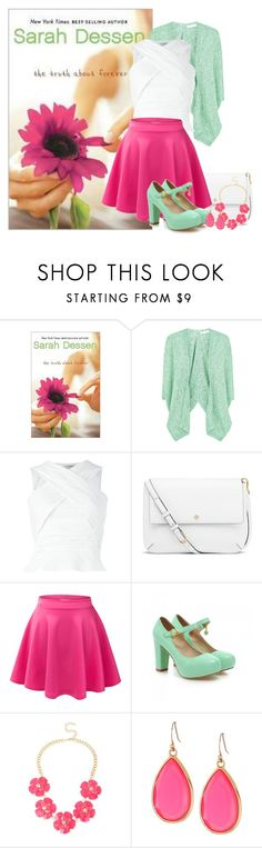 The truth about forever - Sarah Dessen by ninette-f on Polyvore