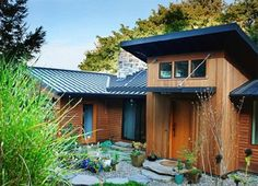 Image result for rancher converted to contemporary home