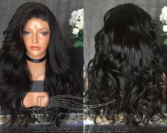 100% Human Hair Lace Front Wigs Or Full Lace Wigs With Silk Base