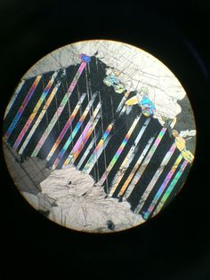 marble thin section