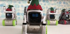 Holiday robot videos 2017: Part 2  Well this years videos are getting creative!  Have a holiday robot video of your own that youd like to share? Send your submissions to editors@robohub.org.  Cozmo stars in Christmas Wrap by Life with Cozmo  Dont be late for Christmas! by FZI Living Lab  LTU Robotics Team Christmas Video 2017 by the Control Engineering Group of Luleå University of Technology Sweden.  Warning: This video is insane . . .  Misletoe: A robot love story by the Robot Drive-In…