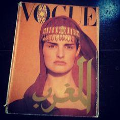 Vogue Magazine !   édition : Maroc