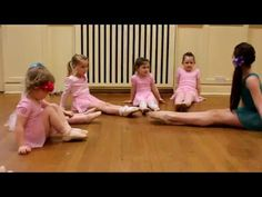 Under the Sea with CSBS preschool ballet! - YouTube