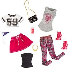 Barbie Fashion Complete Look 2-Pack, Sport Set Barbie http://www.amazon.com/dp/B00M5AUEXG/ref=cm_sw_r_pi_dp_2fhHvb0RZWN37