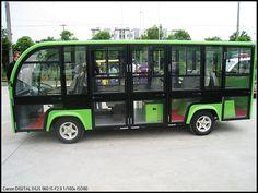 electric shuttles | ... Electric Shuttle Bus (SHT-T14) - China Electric Bus, Electric Shuttle