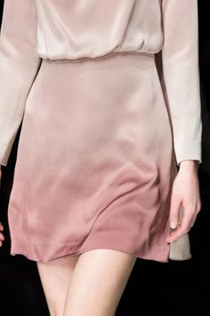 Blumarine Fall/Winter 2015.  Milan Fashion Week.