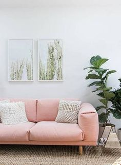 """""""If you're looking to lighten up your space a bit this summer, seriously consider a white-on-white framing scheme. In addition to being extremely versatile, this style is both timeless and really fresh."""" -@dominomag"""