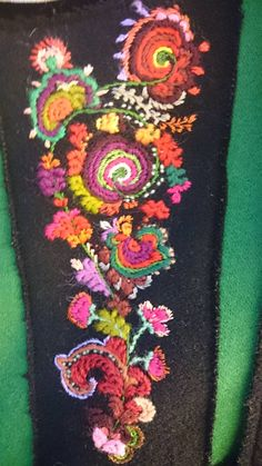 Hand Stitching, Cross Stitch Embroidery, Exotic, Sky, Lace, Mexican Embroidery, Heaven, Racing