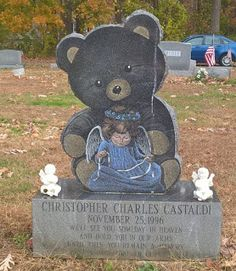 Genealogical Gems: Tombstone Tuesday: Christopher Charles Castaldi #genealogy