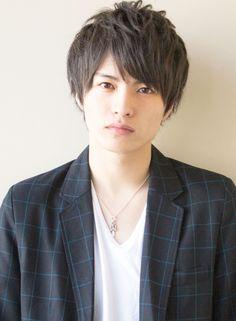 メンズミディアム 【AFLOAT JAPAN】 http://beautynavi.woman.excite.co.jp/salon/28130?pint ≪ #menshair #menshairstyle・メンズ・ヘアスタイル・髪形・髪型≫