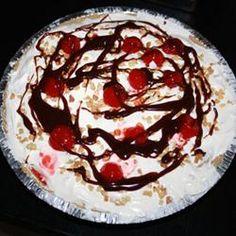 Banana Split Cheesecake Allrecipes.com. Has everything a banana split would have and more!! No-bake!