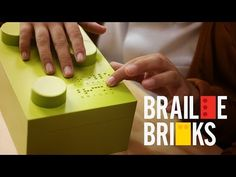 Braille Bricks | WonderBaby.org