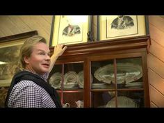 A Stop at Mrs. Holder's Antiques: At Home with P. Allen Smith