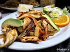 """Thinking about trying El Salvadoran food? Today's a great day to make that """"leap."""" See what I just did there? #leapday"""