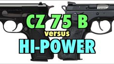 CZ 75 B vs. Browning Hi-Power Find our speedloader now! http://www.amazon.com/shops/raeind