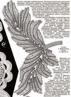 Crochet: merletto d'Irlanda 6b