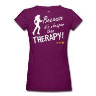 iRun · Cheap Therapy!