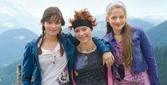 """Freche Mädchen 2 - Bei den """"Frechen Mädchen"""" ist der erste Beziehungsstress im Anmarsch."""