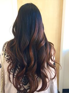 Baylage on top and ombre on bottom  (Original poster: Anna Marie Yu)