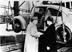 January 17 – The first VW Type 1 to arrive in the United States, a 1948 model, is brought to New York by Dutch businessman Ben Pon. Unable to interest dealers or importers in the Volkswagen, Pon sells the sample car to pay his travel expenses. Only two 1949 models were sold in America that year, convincing Volkswagen chairman Heinrich Nordhoff the car had no future in the U.S. (The Type 1 went on to become an automotive phenomenon.)