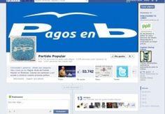 Nueva página del PP en Facebook