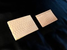 SONG'S LAW Real Python Wallet. Ivory