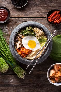 Any Korean food fans in the house? We're nuts about this homemade Bibimbap recipe!