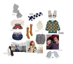 Knitwear for kids {gift guide 2016}