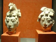 King Pakal and his Wife