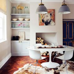 vintage / contemporary cambridgshire family home