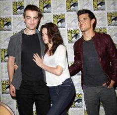 Robert, Kristen and Taylor