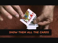 impromptu card match