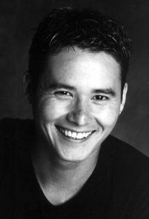 Johnny Yong Bosch, voice of Vash the Stampede (also, blast from the past, he played the Black Power Ranger.)