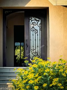 😇😇😇 Have you ever heard it said that first impressions last? -- ☎️☎️☎️ Call 877-205-9418 for Orders and Inquiries 💰💰💰 Ask us about our EXCEPTIONAL OFFERS 🆓🆓🆓 Take advantage of FREE CONSULTATION and FREE DESIGN ⚠️⚠️⚠️ About this Beautiful IRON DOOR: Tampa Double Entry Iron Door, Left-Hand Inswing, Medium Copper Finish. -- #irondoor #iwantthatdoor #wroughtirondoor #universalirondoors #ironfrontdoor #irondoorsnearme #irondoorcompany #cheapirondoor Iron Front Door, Wrought Iron Doors, Free Design, This Is Us, Beautiful